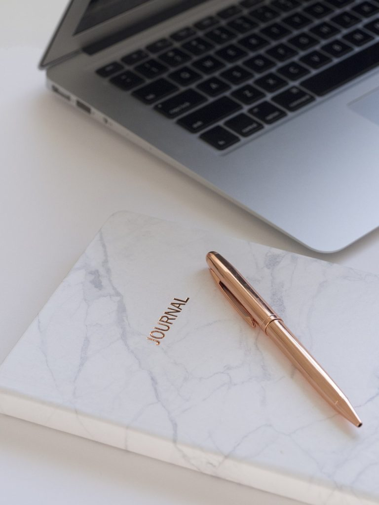 paper, business, laptop