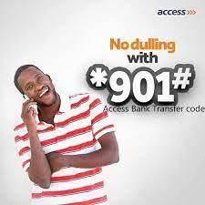 Acess bank transfer