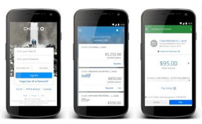 Jp Morgan chase mobile app and internet
